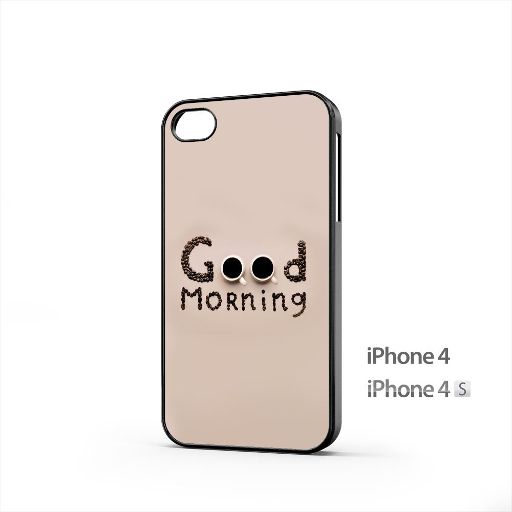 Good Morning Coffee iPhone 4 / 4s Case