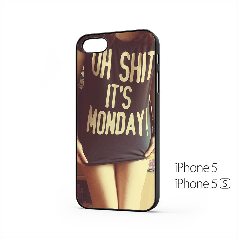 Oh Shit Monday iPhone 5 / 5s Case