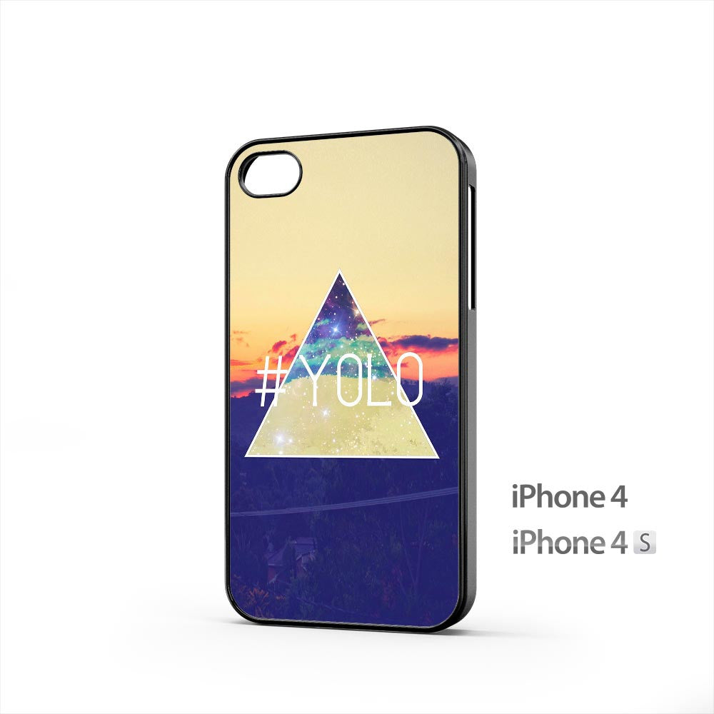 YOLO Retro iPhone 4 / 4s Case