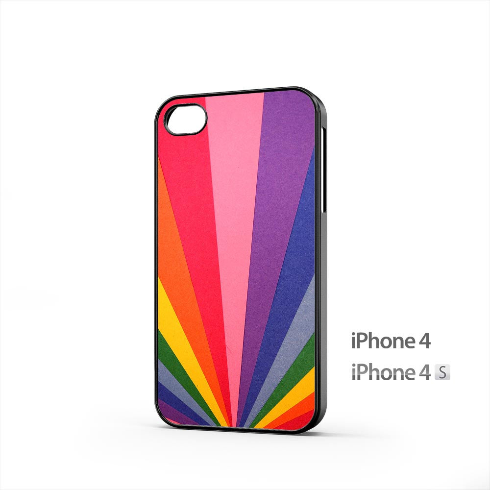 Rainbow Spectrum iPhone 4 / 4s Case