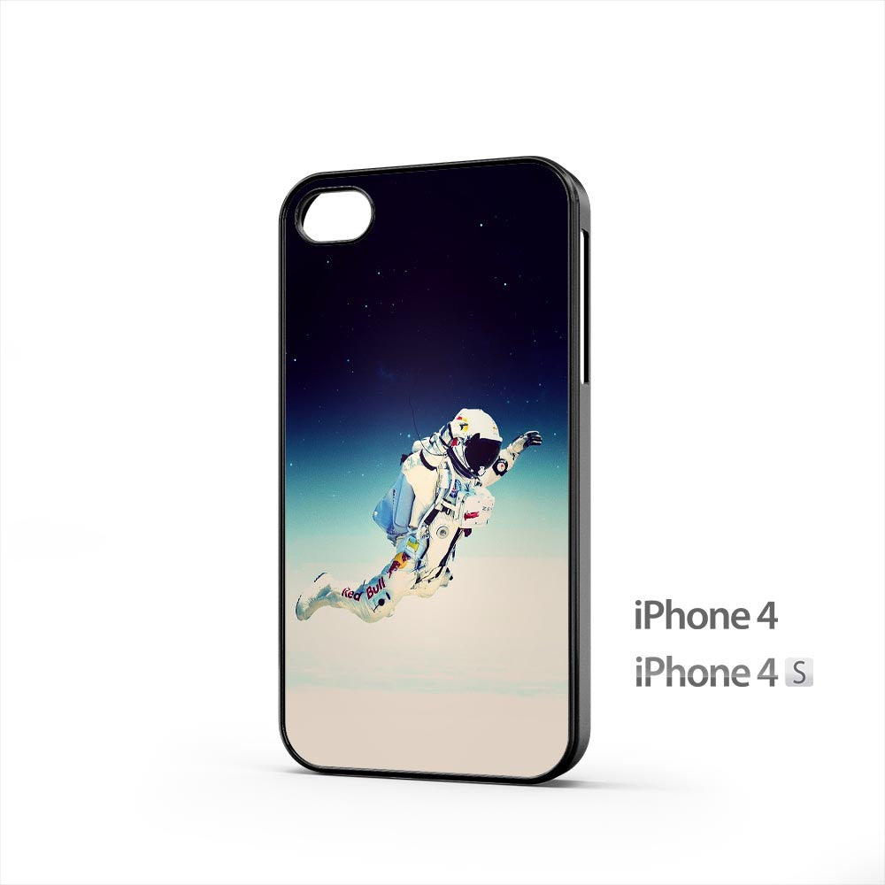Astronout Jump Space iPhone 4 / 4s Case