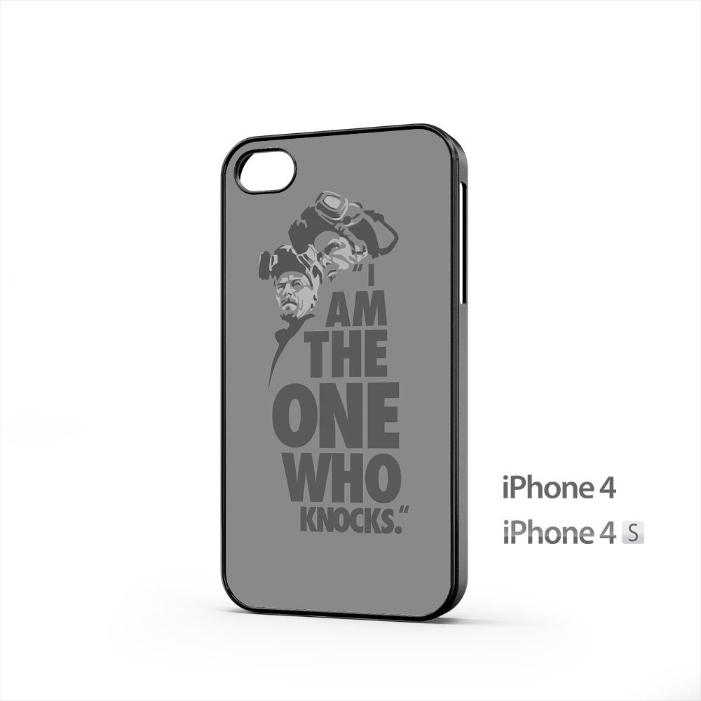 Breaking Bad Knock iPhone 4 / 4s Case