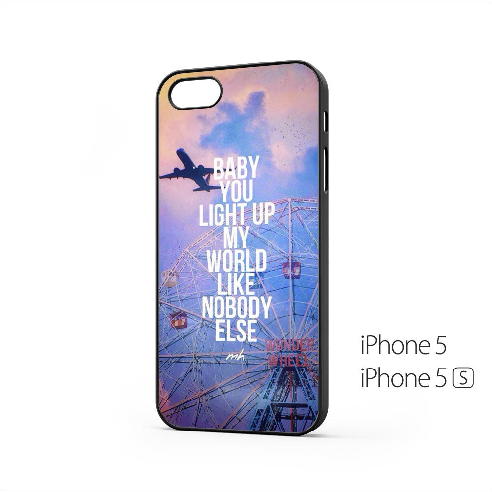 You Light Up My World iPhone 5 / 5s Case
