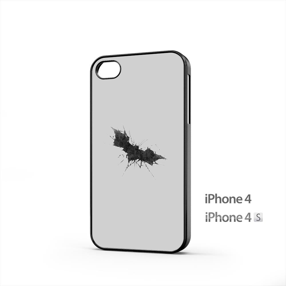 Batman Shattered Logo iPhone 4 / 4s Case