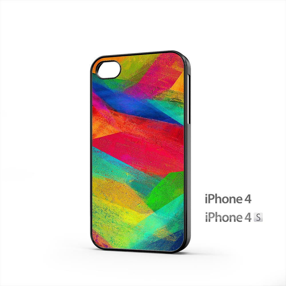 Note Colorful Wall iPhone 4 / 4s Case