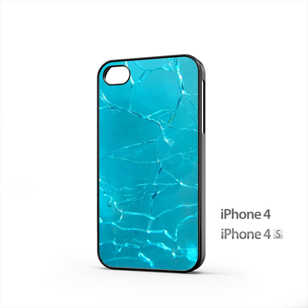 Broken Glass iPhone 4 / 4s Case