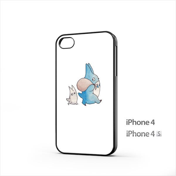 Totoro Kids iPhone 4 / 4s Case