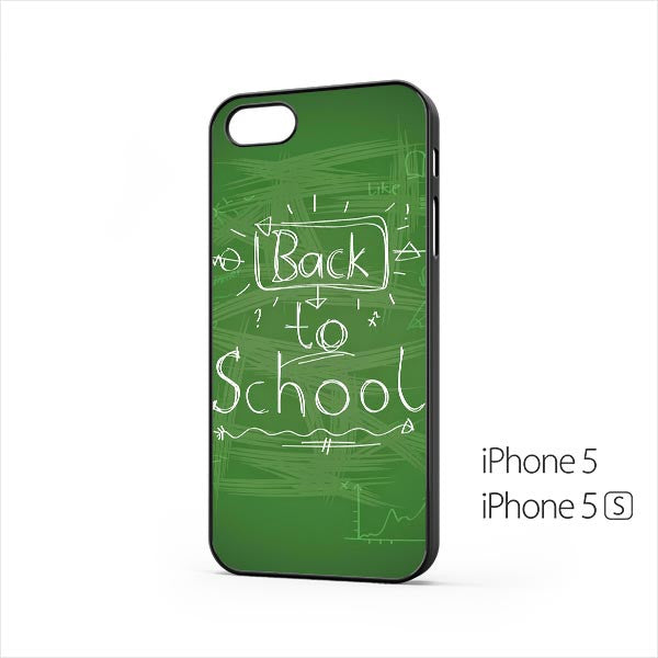 Back To School Handwriting iPhone 5 / 5s Case