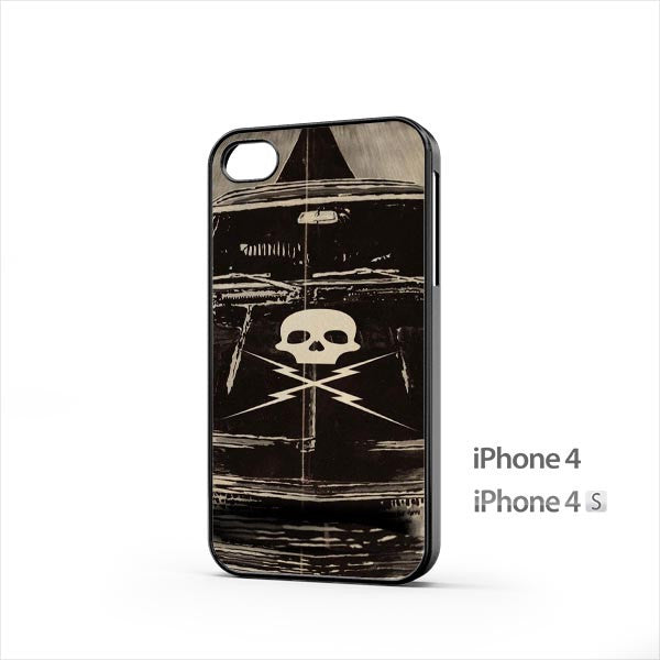 American Muscle Car Skull iPhone 4 / 4s Case