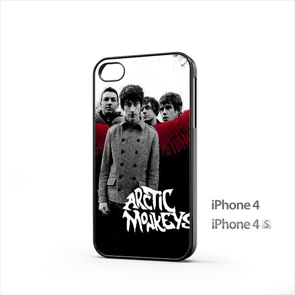 Arctic Monkeys Band iPhone 4 / 4s Case