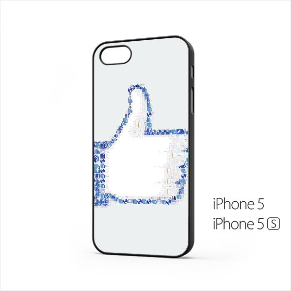 Facebook Like Sign iPhone 5 / 5s Case