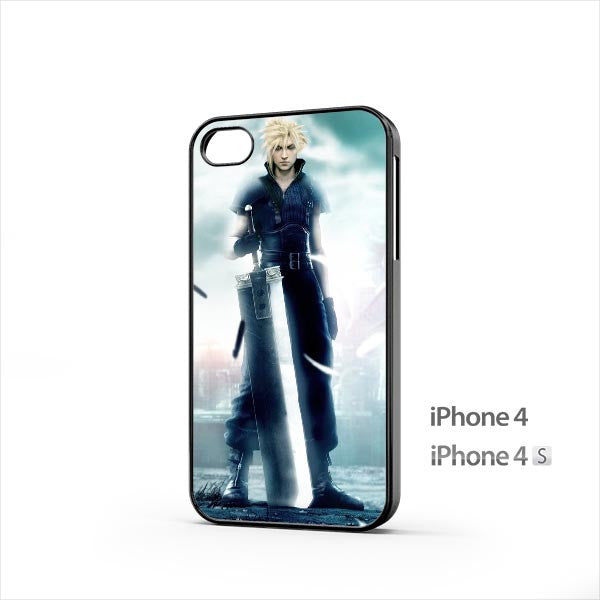 Cloud Final Fantasy 7 iPhone 4 / 4s Case