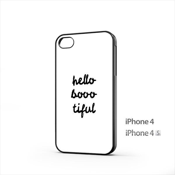 Hello Bootiful Halloween iPhone 4 / 4s Case