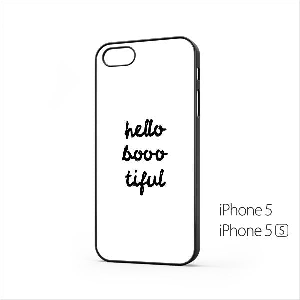 Hello Bootiful Halloween iPhone 5 / 5s Case