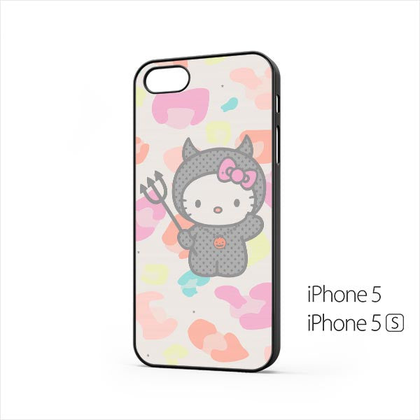 Cute Devil Hello Kitty iPhone 5 / 5s Case