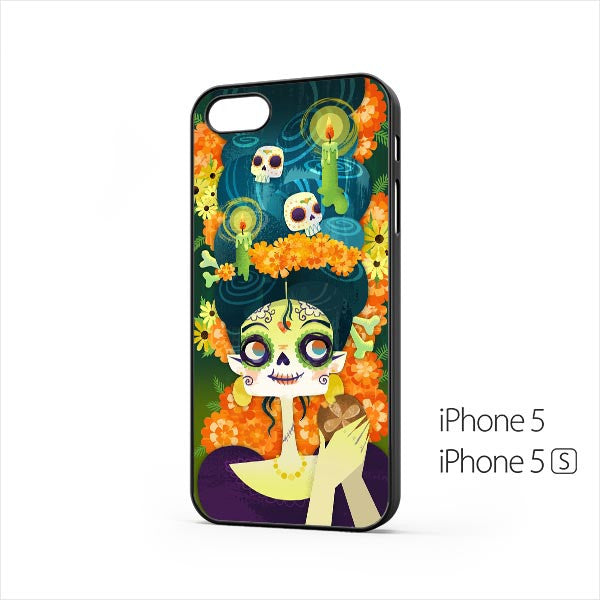 Day Of Dead Party iPhone 5 / 5s Case