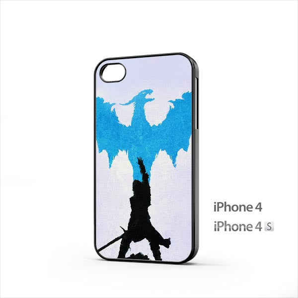 Dragon Age Blue iPhone 4 / 4s Case