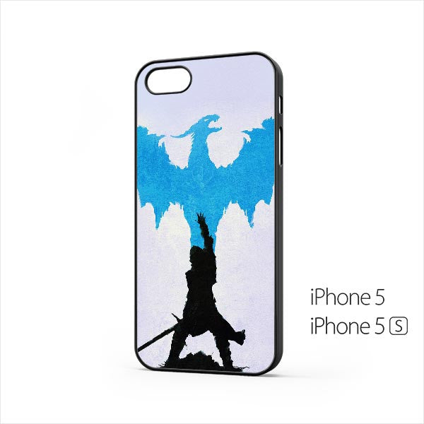 Dragon Age Blue iPhone 5 / 5s Case