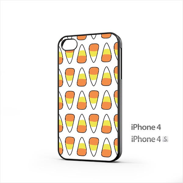 Halloween Candy Corn iPhone 4 / 4s Case