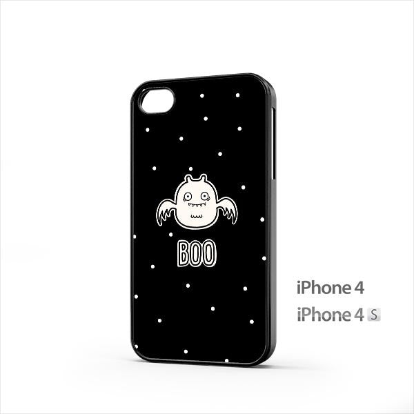 Halloween Cute Boo iPhone 4 / 4s Case