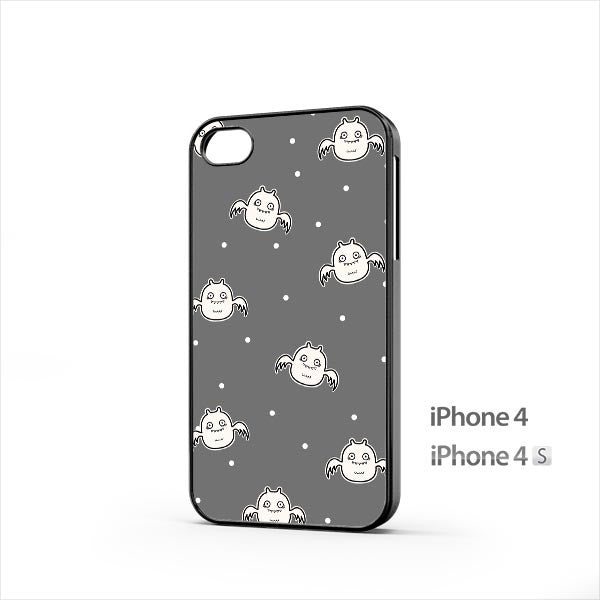 Halloween Cute Ghost iPhone 4 / 4s Case