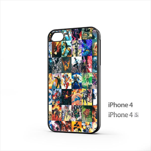 Marvel Super Heroes iPhone 4 / 4s Case