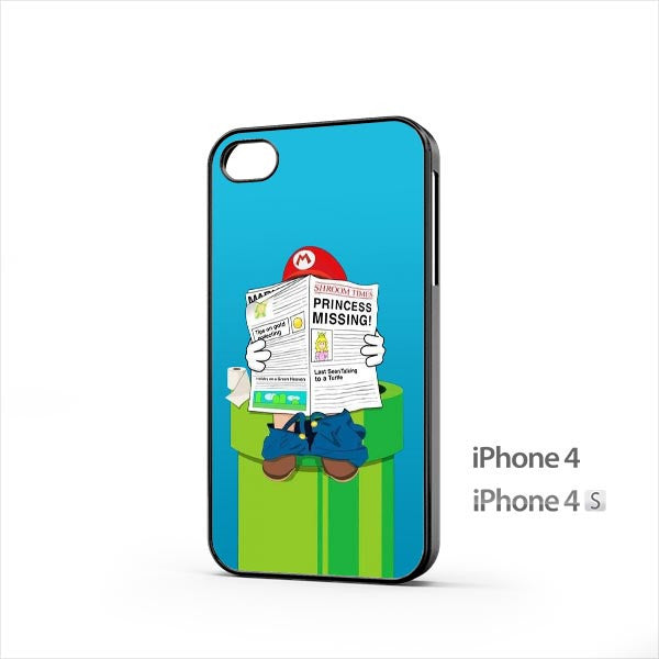 Nintendo Super Mario iPhone 4 / 4s Case