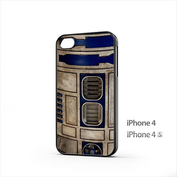 Star Wars R2D2 Plat iPhone 4 / 4s Case