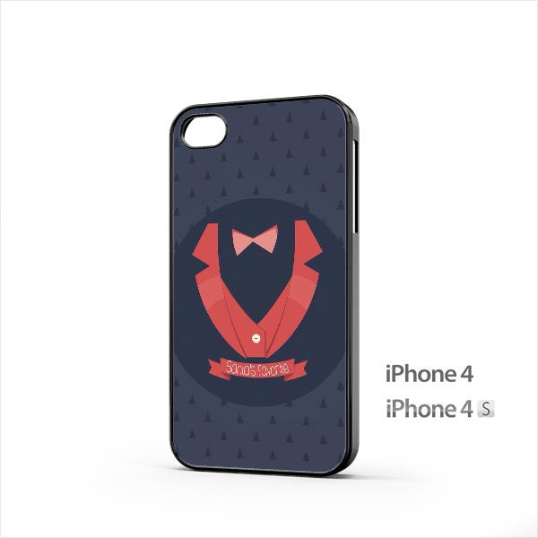 Santas Favorite iPhone 4 / 4s Case