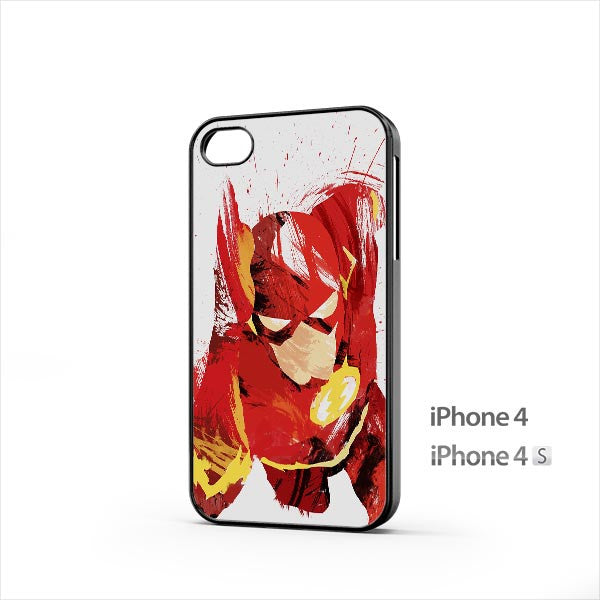 The Flash Run iPhone 4 / 4s Case