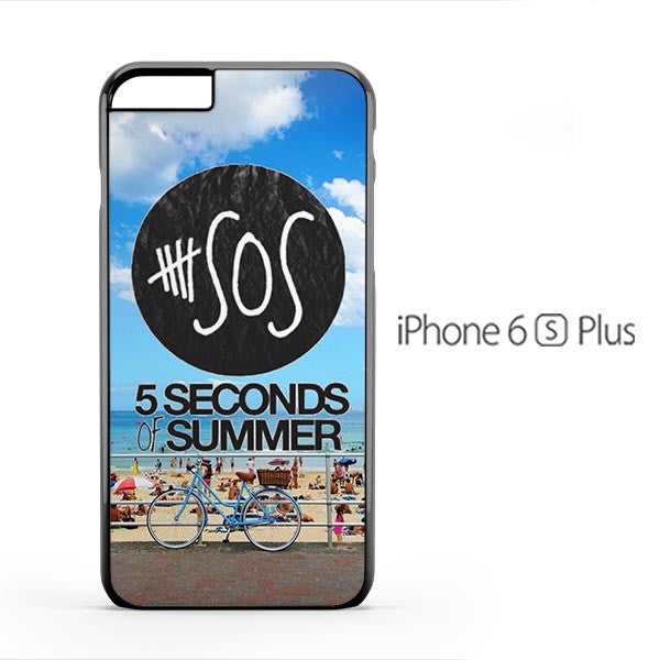 5 Seconds of Summer Album Beach iPhone 6s Plus Case