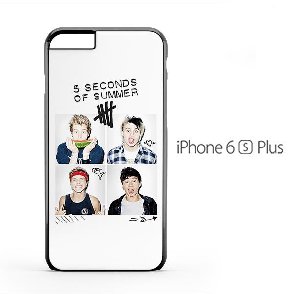 5 Seconds of Summer Cover iPhone 6s Plus Case