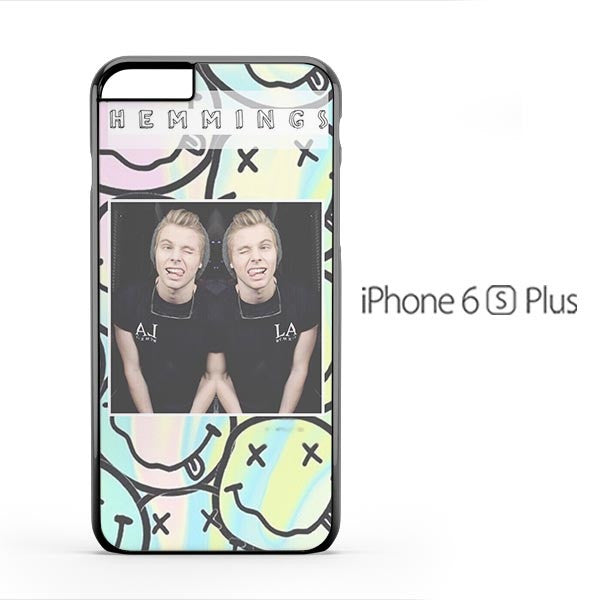 5 Seconds of Summer Hemmings iPhone 6s Plus Case