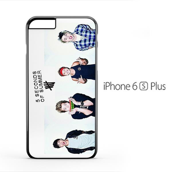 5 Seconds of Summer iPhone 6s Plus Case
