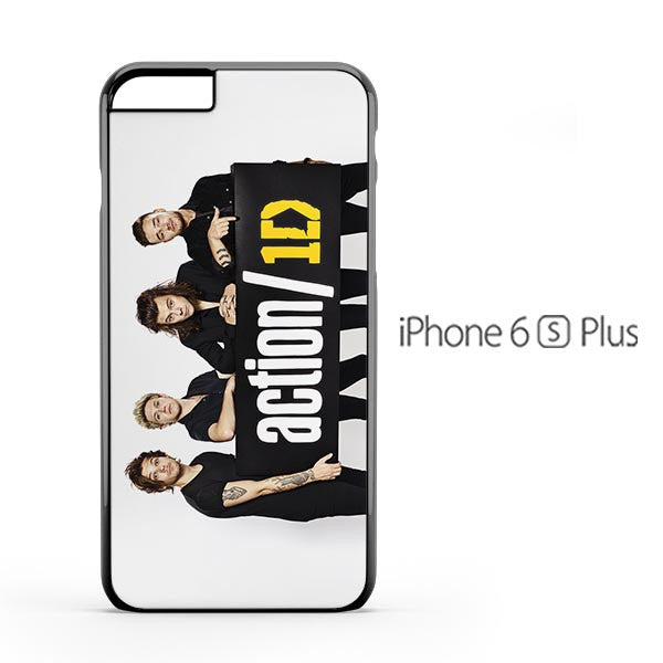 1D Action iPhone 6s Plus Case