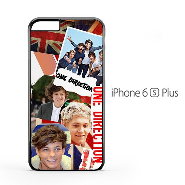 1D Collateral iPhone 6s Plus Case