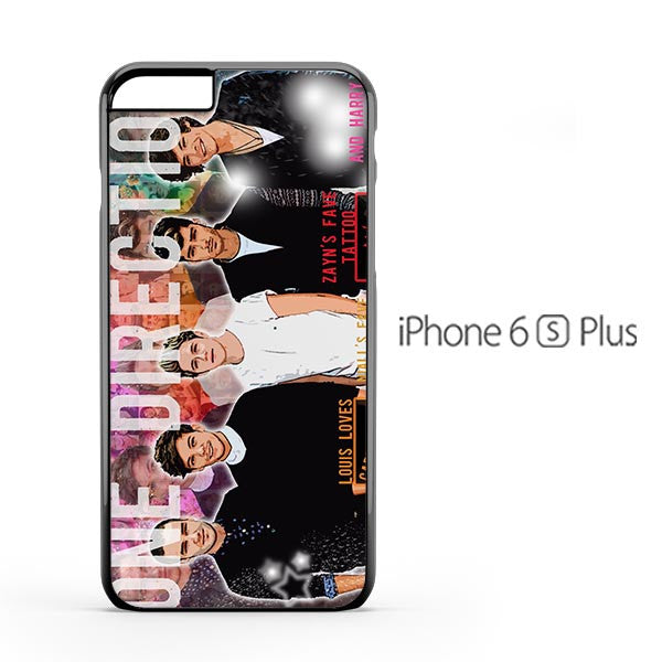 1D Illustration iPhone 6s Plus Case