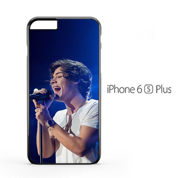 1D Harry Styles Sing iPhone 6s Plus Case