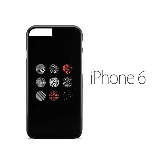 Twenty One Pilots Icon iPhone 6 Case