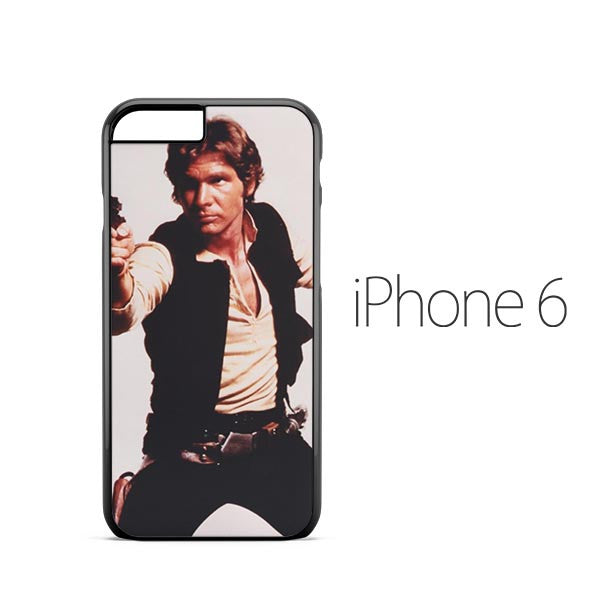 Star Wars Han Solo iPhone 6 Case