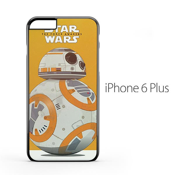 Star Wars The Force Awakens Droid iPhone 6 Plus Case