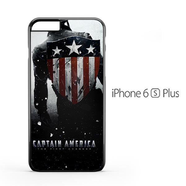 Captain America Retro iPhone 6s Plus Case