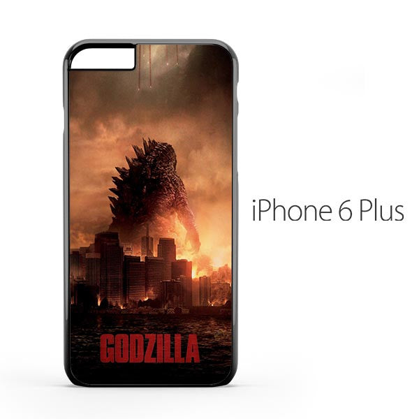 Godzilla Poster iPhone 6 Plus Case