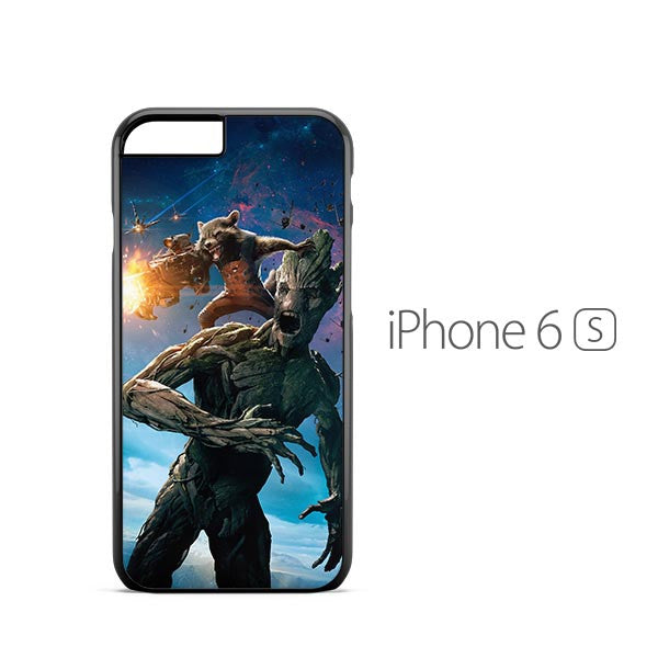 Guardians of the Galaxy Rocket Groot iPhone 6s Case