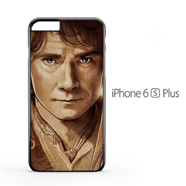 The Hobbit Bilbo Baggins Artwork iPhone 6s Plus Case