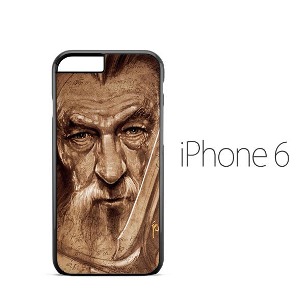 The Hobbit Gandalf Artwork iPhone 6 Case