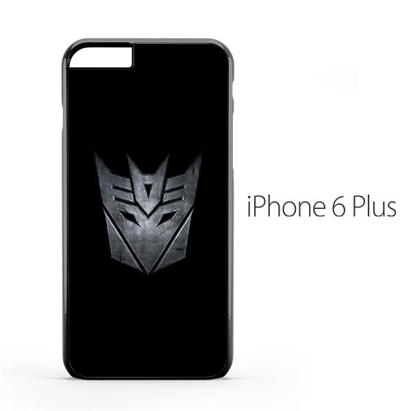 Transformers Decepticon Logo iPhone 6 Plus Case
