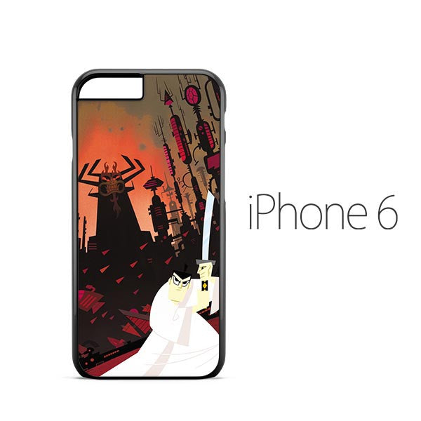 Cartoon Network Samurai iPhone 6 Case