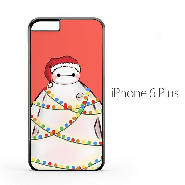 Disney Baymax Christmas iPhone 6 Plus Case