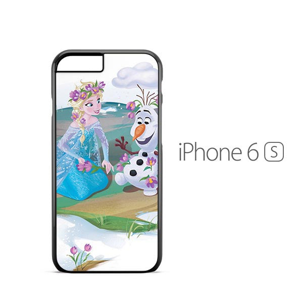 Frozen Elsa Olaf iPhone 6s Case